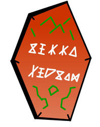 Earth Rune-Stone by Hailed-Manic