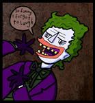 The Joker by DrSalt