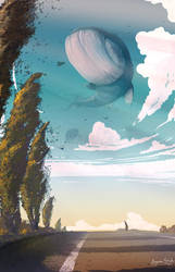 Worlds In Collision by Eugene-Siryk