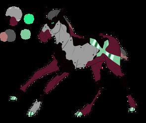 Artemis (Winter X Maurice foal) by Kilala20000