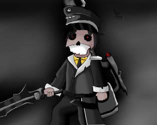 Darkplayer by game007kira
