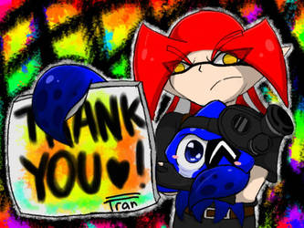 Thank You Everyone for B-Day Messages and Gifts! by Trying-to-Draw