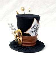 Tiny Top Hat: Steam Punk Mad Hatter - Version 4 by TinyTopHats
