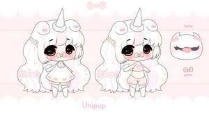 Baby Touffyteru 2 Unipup OTA [SOLD] by TakyHime