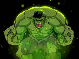 Hulk by ENERGY29