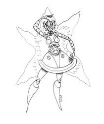 Star Dancer by SILENT-INKER