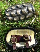 LARP Turtle Shield by BenGunI