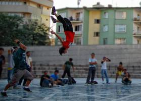 Street Dance by MeteOzbek