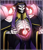 Ainz Ooal Gown by WillGaka