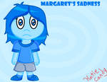 Margaret's Sadness! by KatieCandy