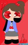 Gift-Cherry lineless! by KatieCandy