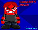 Margaret's Anger! by KatieCandy