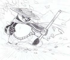 KungFuPanda by slinkyonion