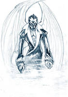 Dracula by slinkyonion