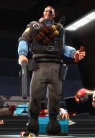 Defence Guy by MrComrade