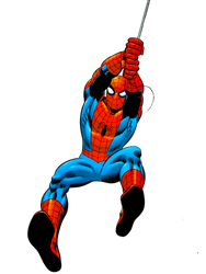 Spiderman PNG by CaptainJackHarkness