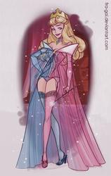 Disney Boudoir: Sleeping Beauty II by fra-gai