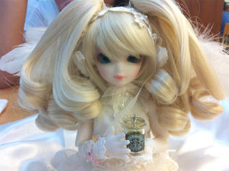 angell studio doll shirahoshi by kumi90