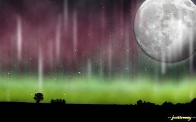 Aurora Borealis by justtommi