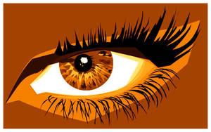 eye by assignation