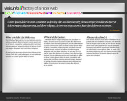 visix - factory of a nicer web by Chris1705
