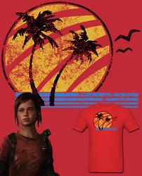 The Last Of Us Ellie Shirt by Enlightenup23