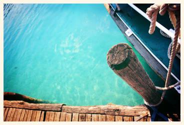 A_step_to_sea... by Ryowazza