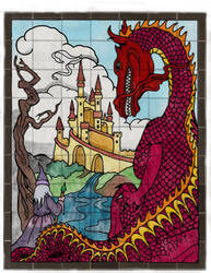 Fairytale from a Puzzle Book by Rejuv1n8edChr0nic9l