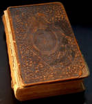 old prayer book 01 by barefootliam-stock