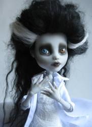 Daughter of Frankenstein by FeralWorks