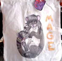 BBM Custombag - Mage by PoonieFox