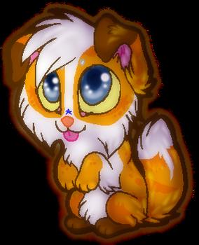Teeny Poonie Dog by PoonieFox