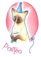I heard of your Delightful ParTea by PoonieFox