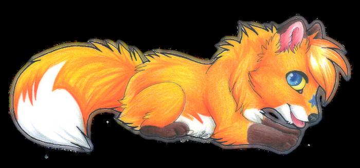 Lil Poonie Foxie by PoonieFox