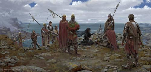 The Last Gathering by tithendar