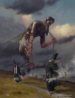 The Giant Mimr by tithendar