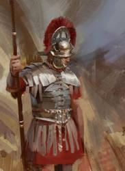 Legionary by tithendar