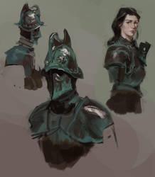 Huntress Designs by tithendar