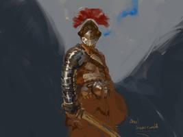 Gladiator by tithendar