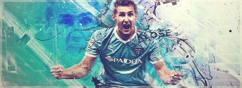 Miroslav Klose by casiddu10design