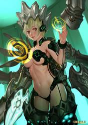 Power Armor by ariverkao