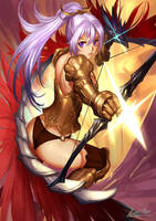 Archer by ariverkao
