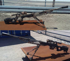 Rather big sniper rifle by Valimaa