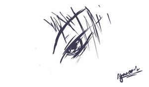 Amime eye by igasoris