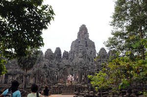 Bayon Temple, Ankorwat2 by phototheo