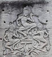 Apsara 2, bayon by phototheo