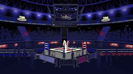 OCWT Yellow Branch Round 1 - Mina vs Junko by Psychopatrick88
