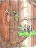 Enlightened Beings by DeviantKirigishi