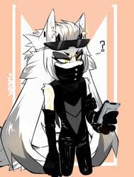 Lancelot the wolf YDLMS by YDLSMYntia