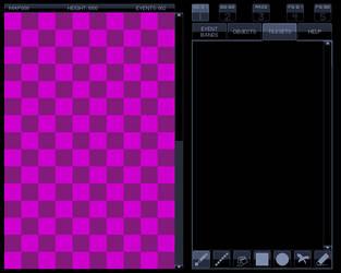 SHMUP Level Creator Mockup by chaosdragon11590